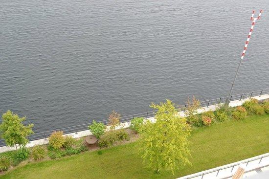 ATLANTIC Hotel Wilhelmshaven: Ausblick