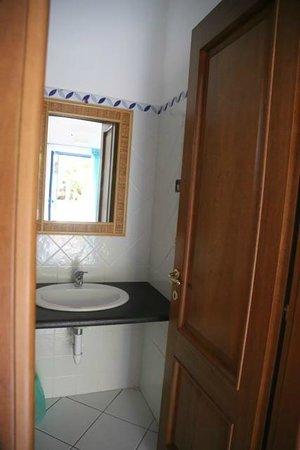 Casa del Sole: salle de bain