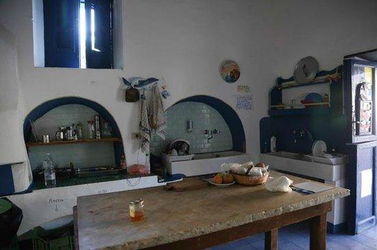 Casa del Sole : cuisine