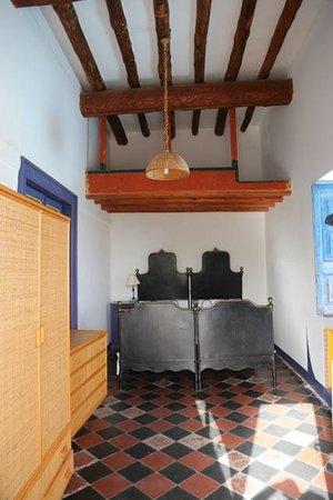 Casa del Sole : une chambre du 1 er étage