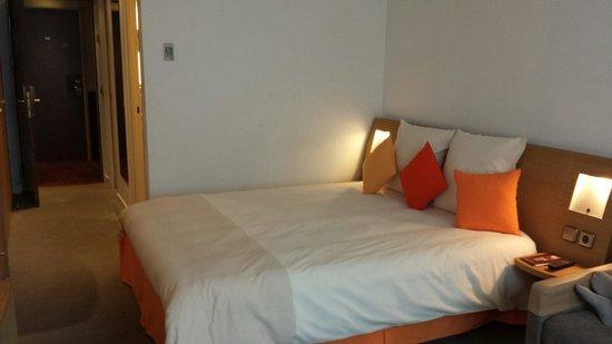 Novotel Andorra: La habitación