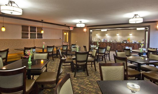 Quality Inn Chillicothe: Breakfast Dining Area