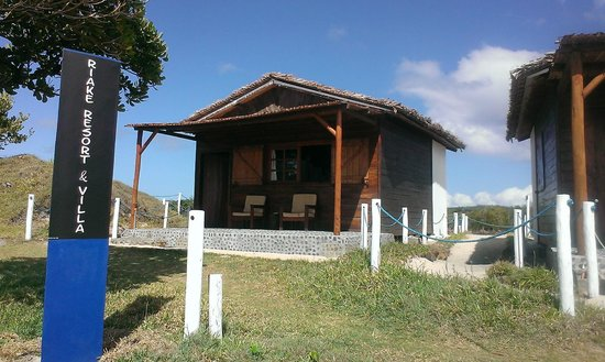 Riake Resort & Villa: Bungalow number 4