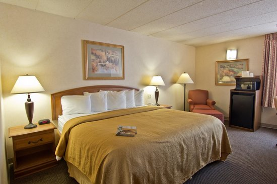 Quality Inn Chillicothe: King Room