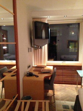 Hotel Lundia: TV付き