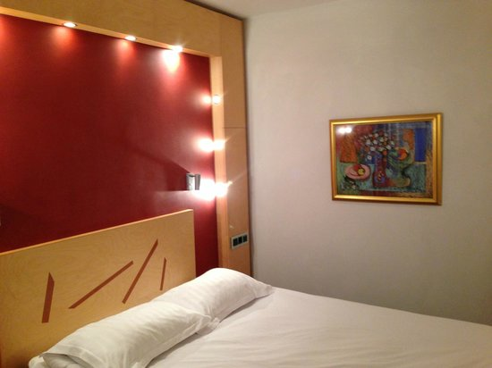 Hotel Lundia: 明るい内装