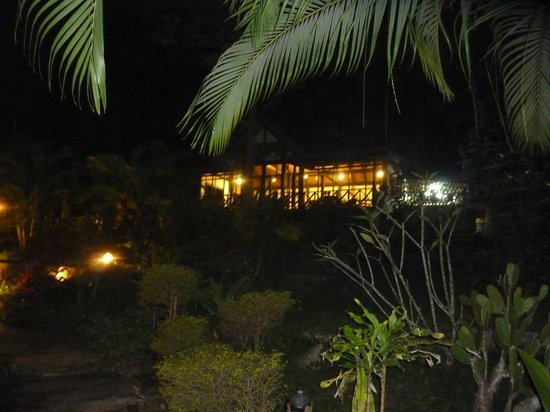 Hillside - Nature Lifestyle Lodge: hillside de nuit