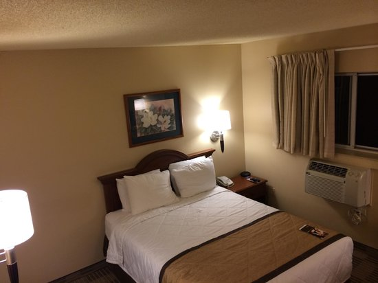 Extended Stay America - Chesapeake - Churchland Blvd.: Four pillows
