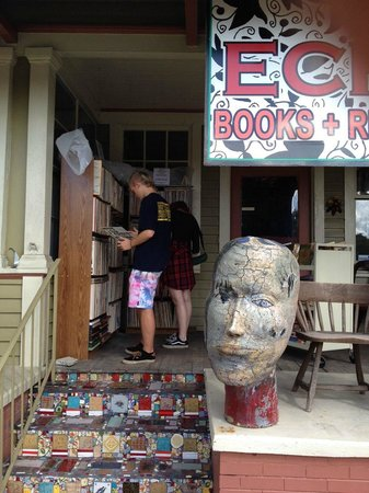 Butterfly Estates: Echo Vintage Book Store