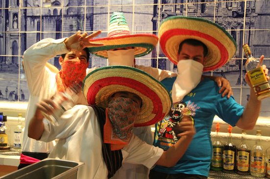 Allegro Playacar: Fête de l'indépendance Mexicaine 20 Novembre au Lobby Bar