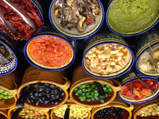 Epicure Gourmet Cafe: Delisious