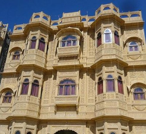 Hotel Ajanta Haveli: HOTEL