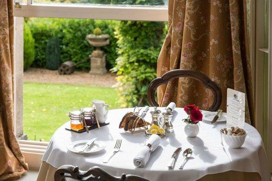 Apsley House Hotel: Le Petit Dejeuner