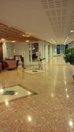 The Naantali Spa: Hotel - uno dei tanti corridoi