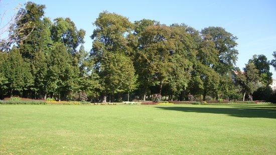 Wilhelma Zoologisch-Botanischer Garten: Parkanlage