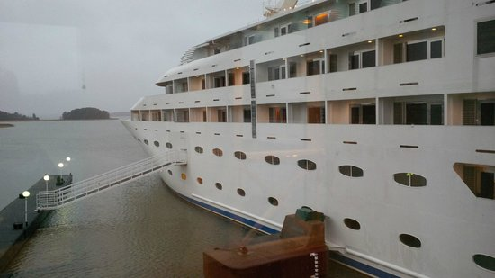 The Naantali Spa: Sunborn Yacht