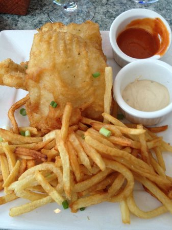 Atlantica: fish and chips