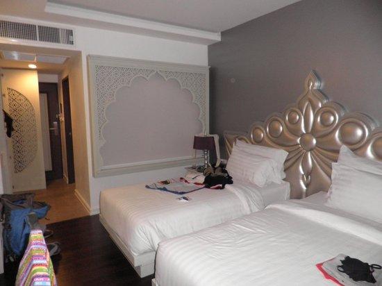Chillax Resort: Habitación doble