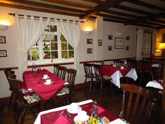 The Lord Byron Inn: Ontbijt