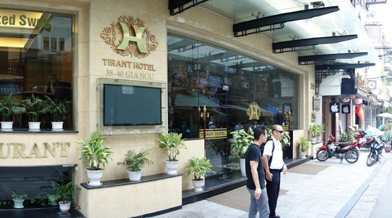 Hanoi Tirant Hotel : The best in Hanoi.