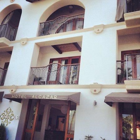 Hotel Alcazar : Hotel