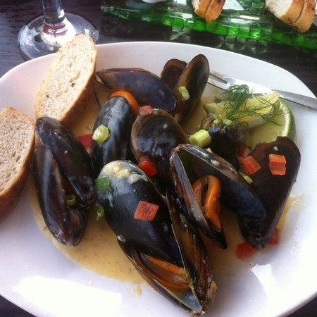 Sirocco: mussels