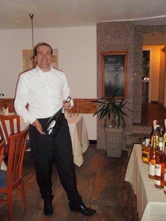 """Trattoria da Franco: Chef """"Franco"""""""