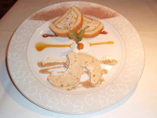 Trattoria da Franco: Unser Dessert