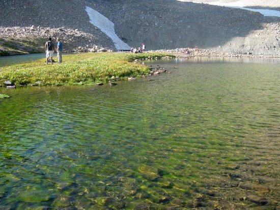 Mount Timpanogos Trails: Emerald Lake