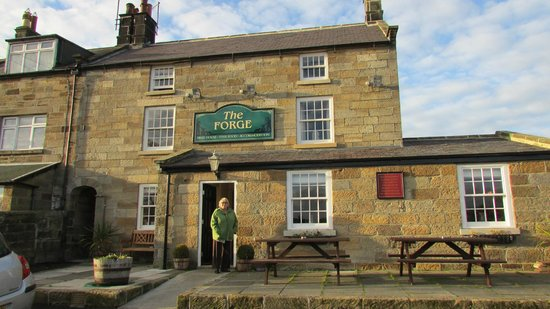 Aislaby, UK: The Forge