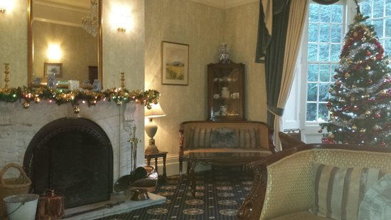 Hempstead House Hotel and Spa: nice and cosy