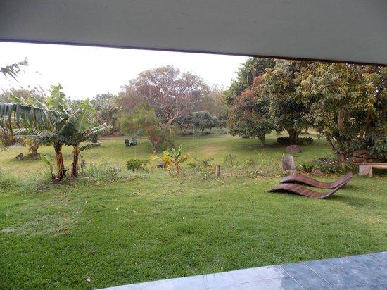 Pukao Hostel : vista desde la habitación