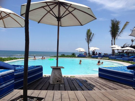 Komune Resort, Keramas Beach Bali: Komune pool