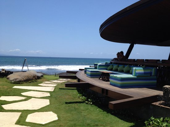 Komune Resort, Keramas Beach Bali: Komune restaurant