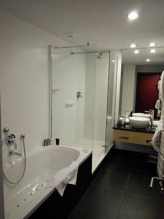 Hotel Verviers Van der Valk : Bathroom