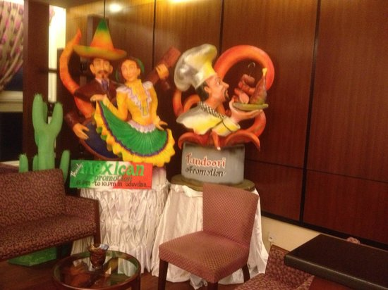 huluhlhe airport hotel: Mexican food festival at Uduvilla restaurant , Hulhulle Island Hotel