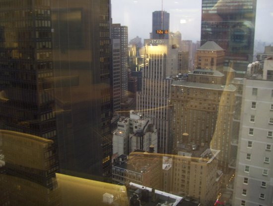 Sheraton New York Times Square Hotel: view2