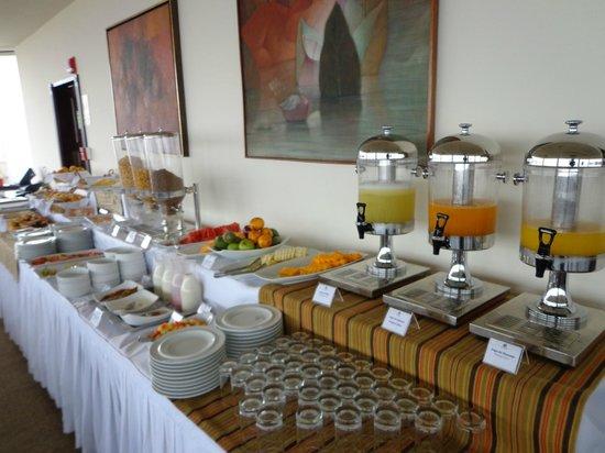 Estelar Miraflores Hotel : Завтрак (breakfast)