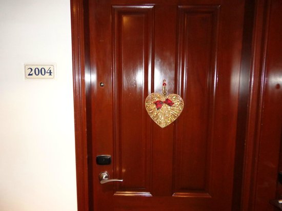 Estelar Miraflores Hotel: Наш номер (our room)