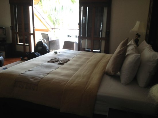 Baan Yin Dee Boutique Resort : Hotel suite