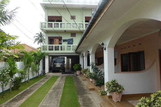 Ocean View Tourist Guest House: The guest house