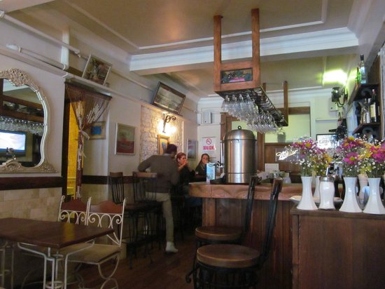 Nobel Hostel : Restaurante / café da manhã