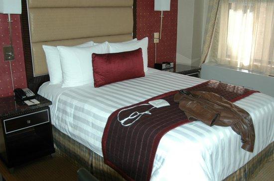 Hotel Metro : Спальня