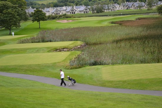 Fermanagh Self Catering: Loch Erne Golf Course