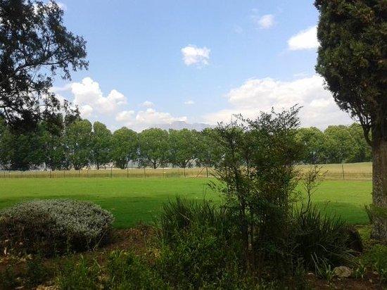 Ardmore Guest Farm: Uitzicht