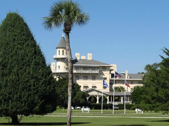 Jekyll Island Historic District: Jekyll Island Club Hotel, Jekyll Island, GA