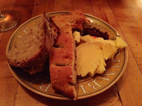 Rosemont, Nueva Jersey: dessert cheese plate