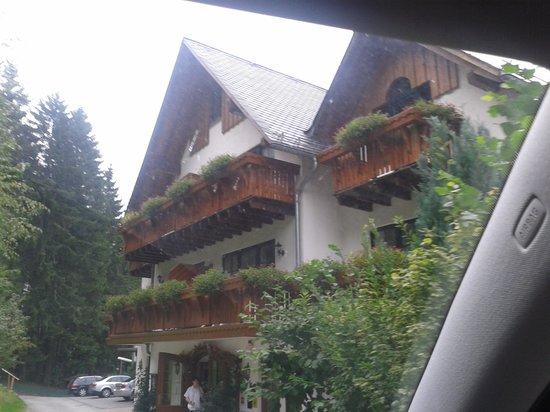 Wald Hotel Willingen: Aussenansicht Waldhotel