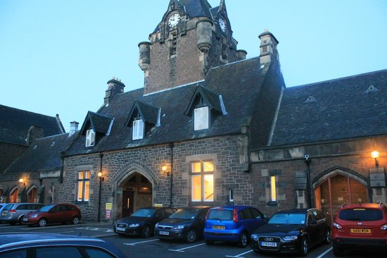 The Stirling Highland Hotel: Hotel