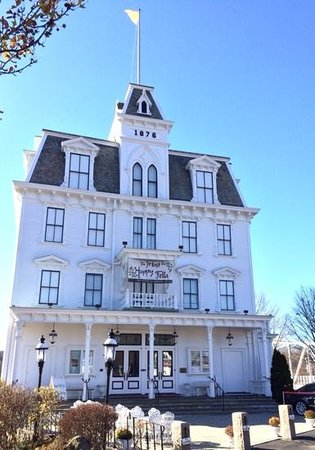 Goodspeed Opera House: easy day-trip from Manhattan